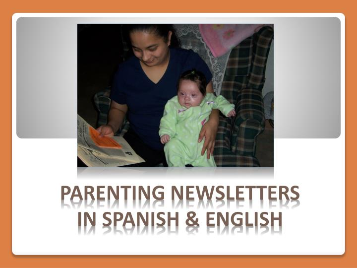 Parenting Newsletters