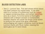 blood detection labs1