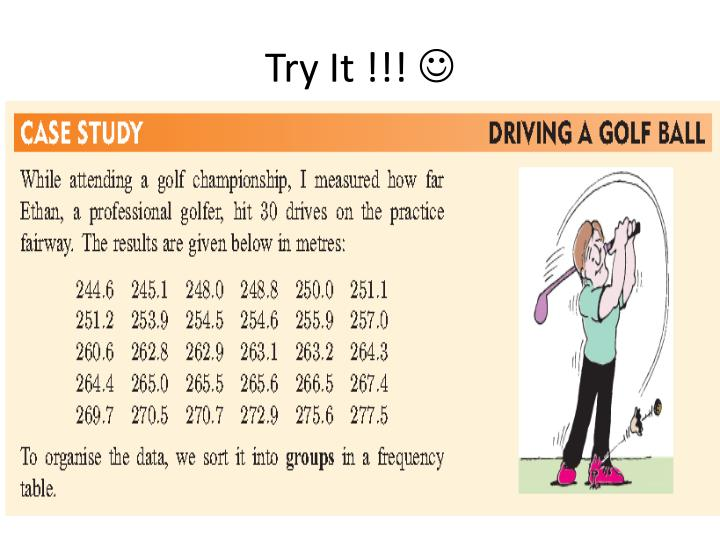 Try It !!!