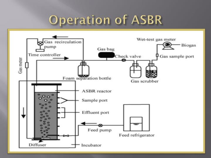 Operation of ASBR