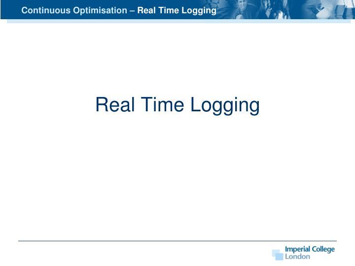 Continuous Optimisation –