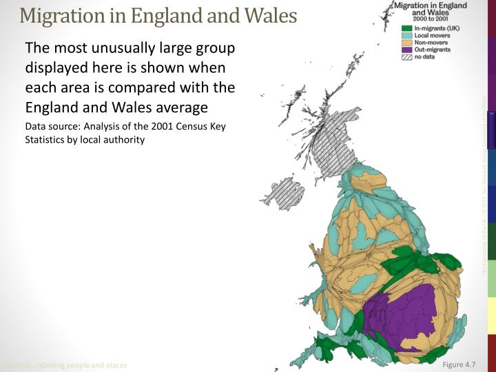 Migration in England and Wales