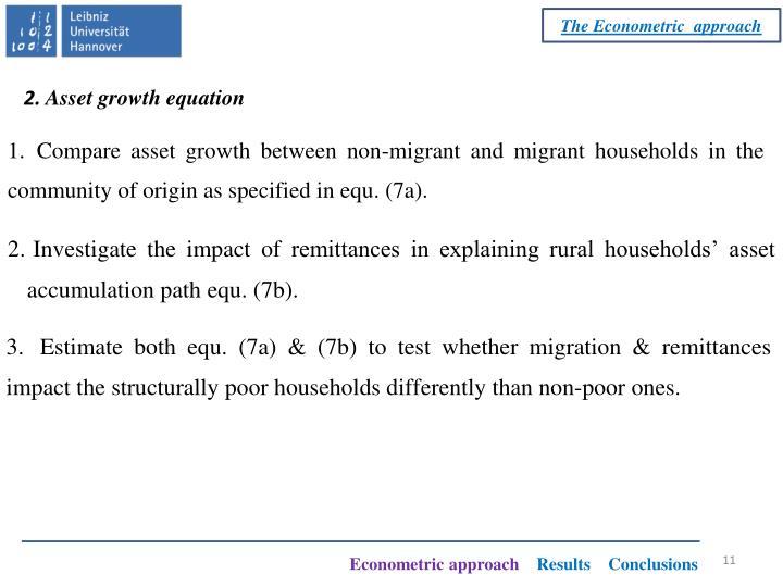 The Econometric