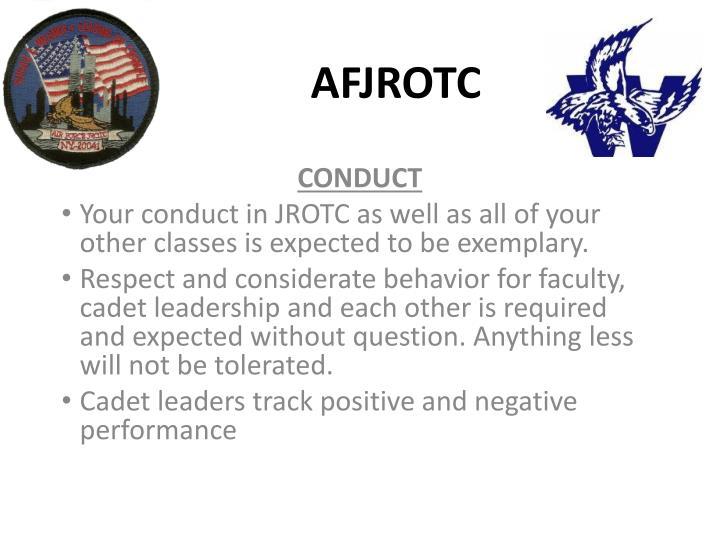 AFJROTC
