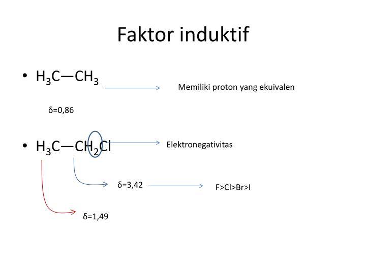 Faktor induktif