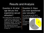 results and analysis3