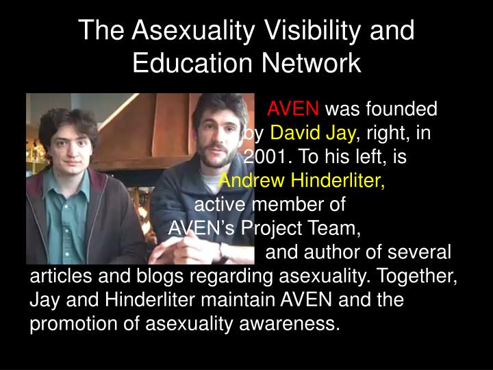The Asexuality Visibility and Education Network