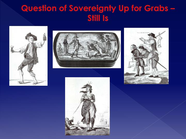 Question of Sovereignty Up for