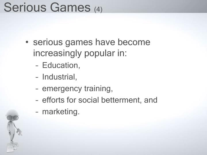 Serious Games