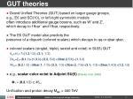 gut theories