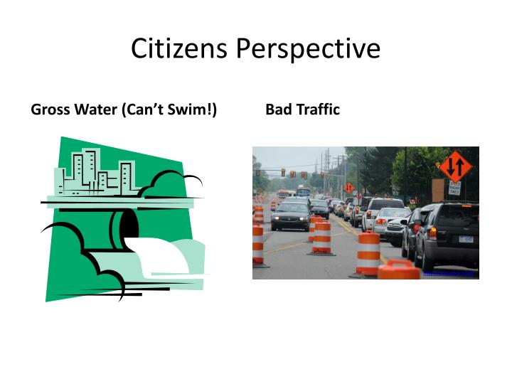 Citizens Perspective