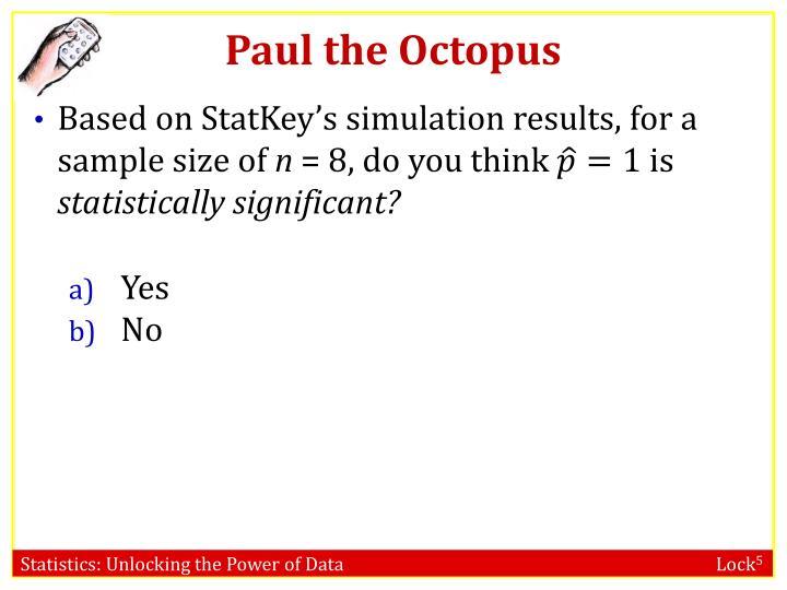 Paul the Octopus