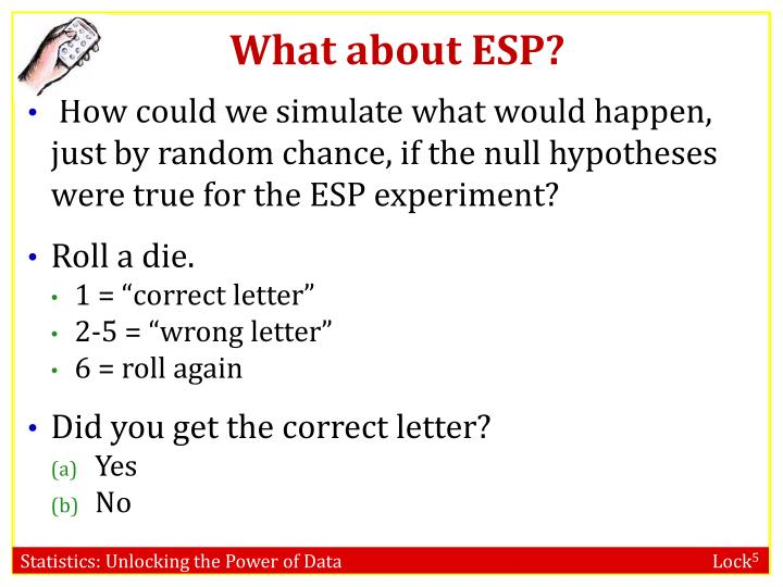 What about ESP?