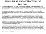 monument and attraction of london1
