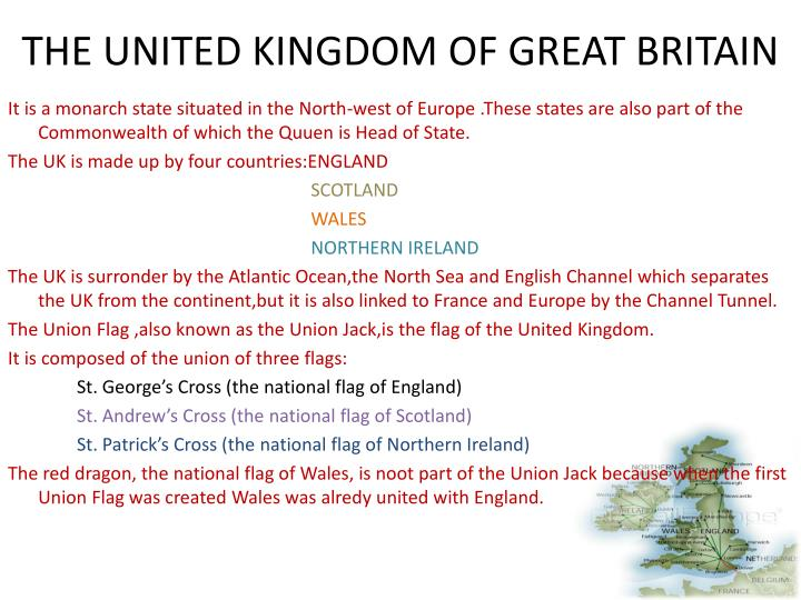 The united kingdom of great britain1