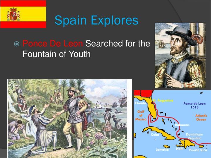 Spain Explores