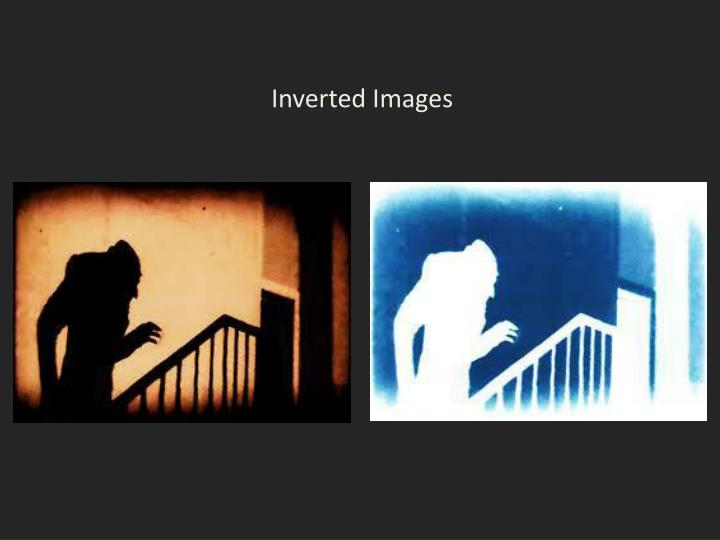 Inverted Images