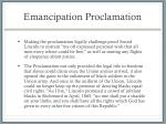 emancipation proclamation1