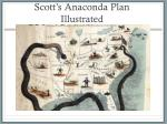 scott s anaconda plan illustrated