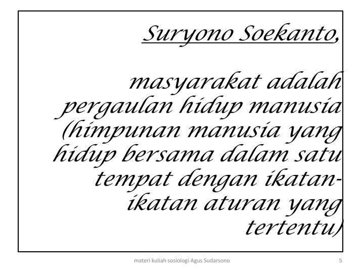 Suryono