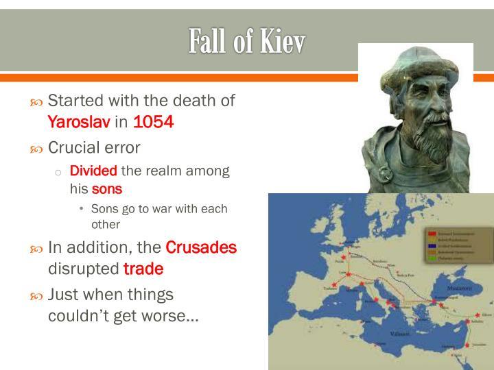 Fall of Kiev
