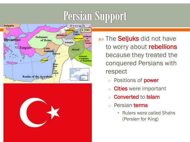 Persian Support