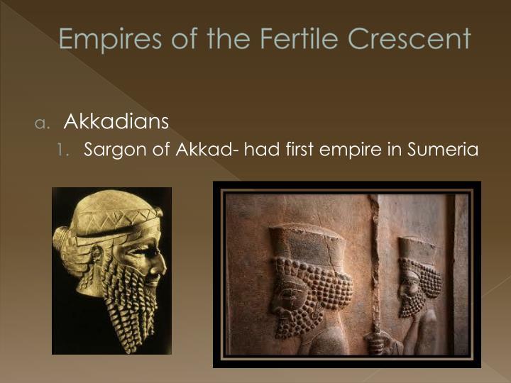 Empires of the Fertile Crescent