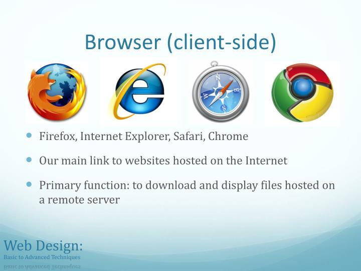 Browser (client-side)