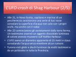 l ufo crash di shag harbour 2 5