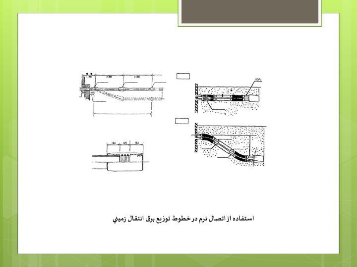 استفاده از اتصال نرم در خطوط توزيع برق انتقال زميني