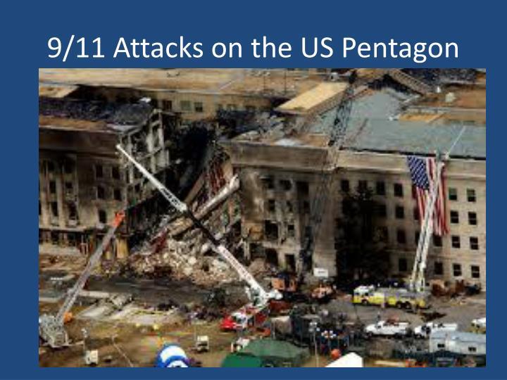9/11 Attacks on the US Pentagon