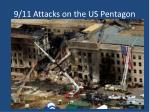 9 11 attacks on the us pentagon