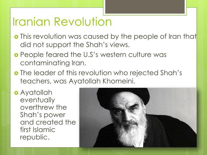Iranian Revolution