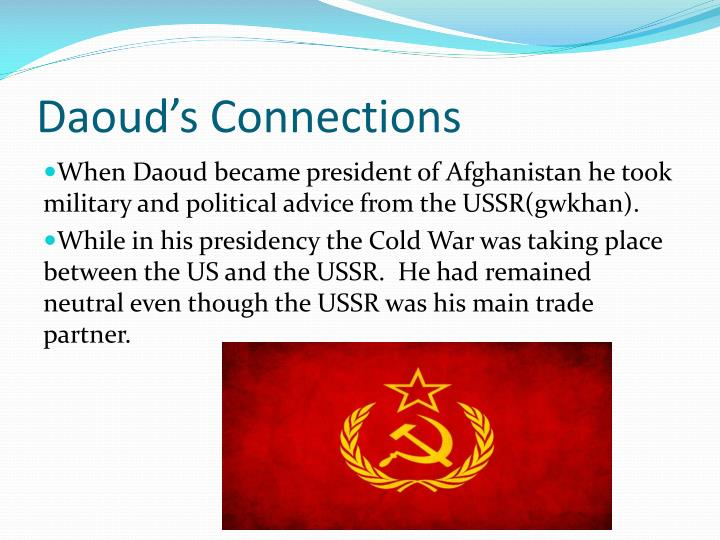Daoud's Connections