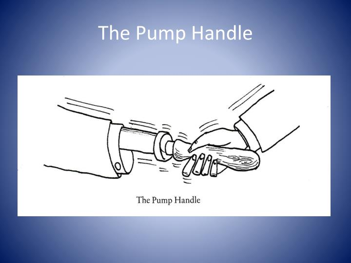 The Pump Handle