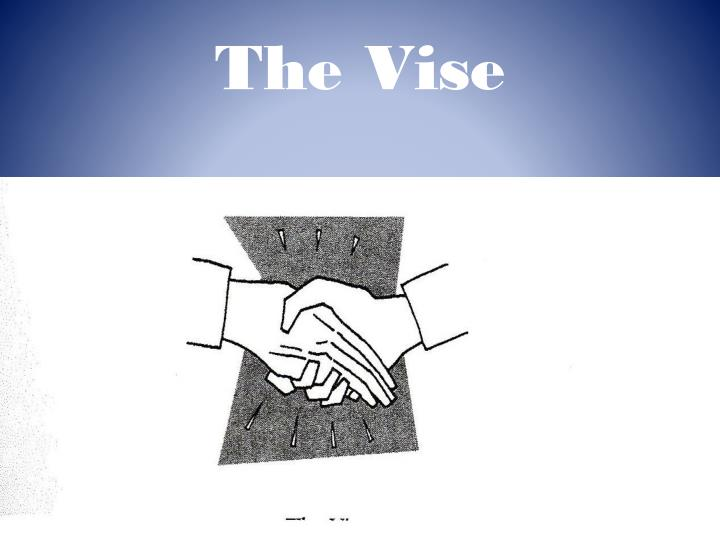The vise