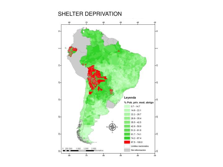 SHELTER DEPRIVATION