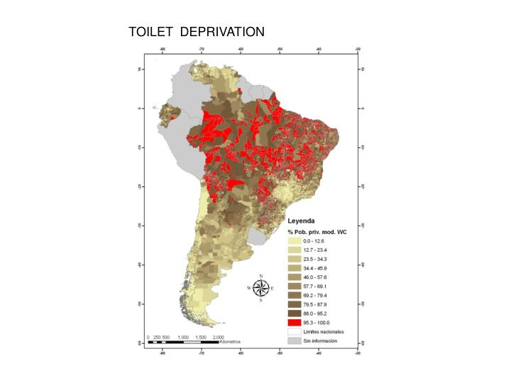 TOILET  DEPRIVATION