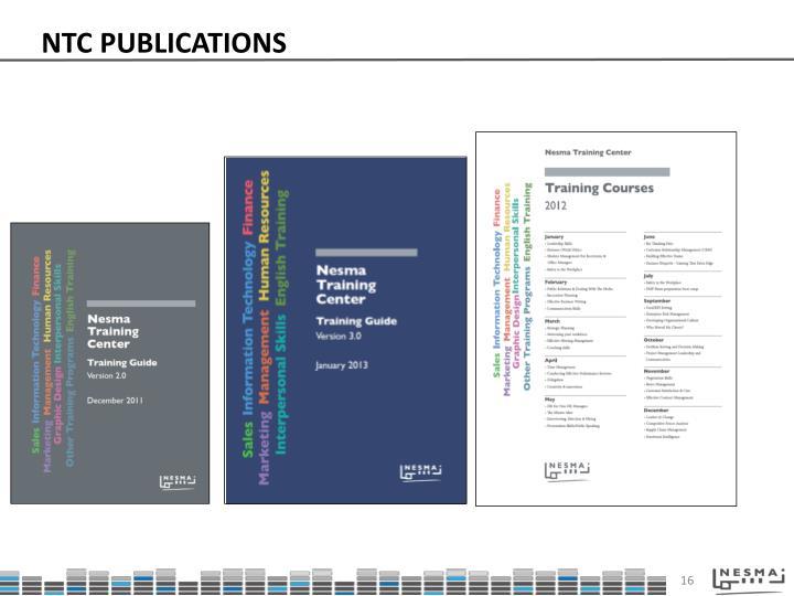 NTC PUBLICATIONS