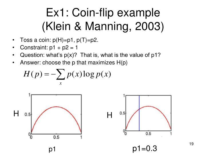 Ex1: Coin-flip example