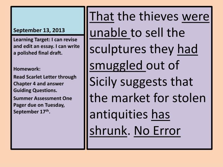 September 13, 2013