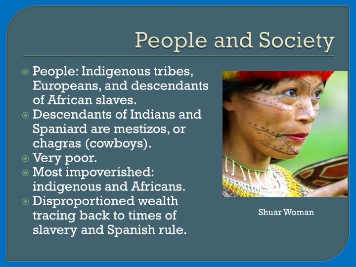 People and Society