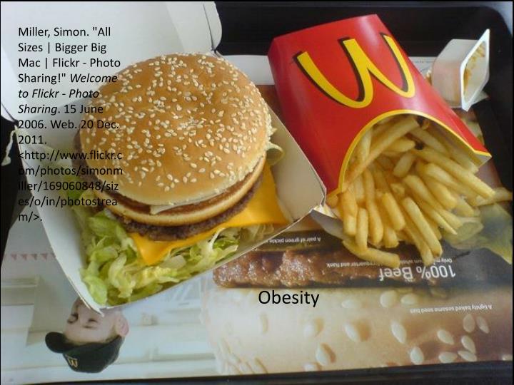 "Miller, Simon. ""All Sizes | Bigger Big Mac |"