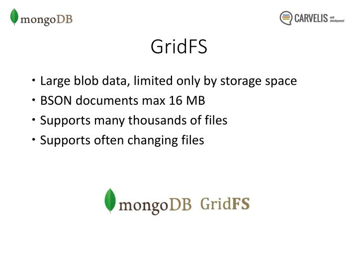 GridFS