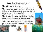 marine resources2