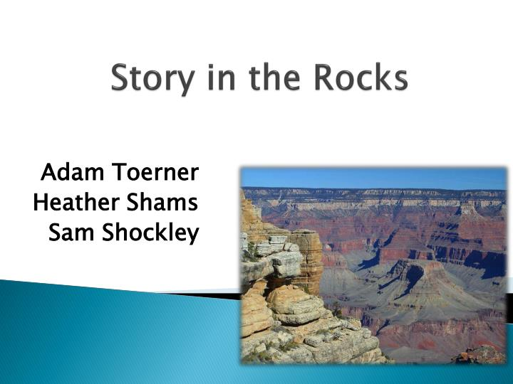 Story in the rocks