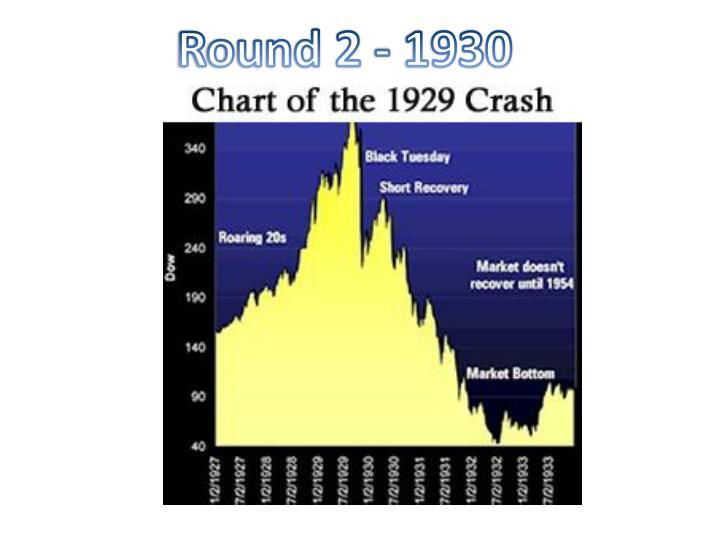 Round 2 - 1930