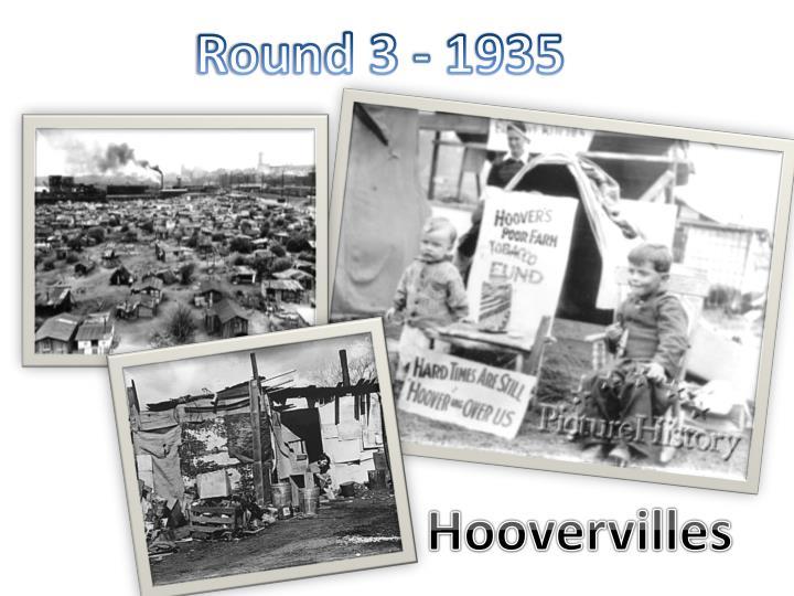 Round 3 - 1935