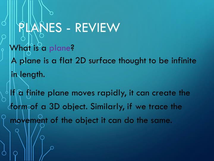 Planes - Review