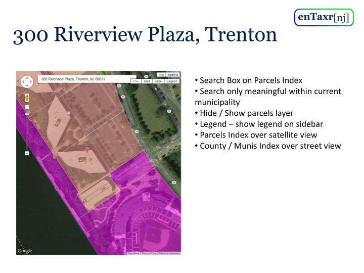300 Riverview Plaza, Trenton